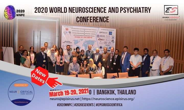 2021 World Neuroscience and Psychiatry Conferences