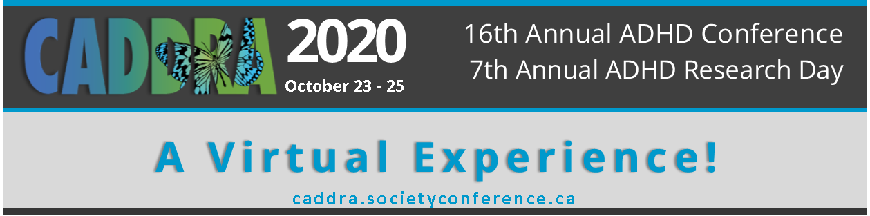 CADDRA 16th Annual ADHD Conference