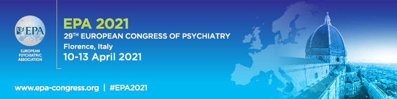 29th European Congress of Psychiatry (EPA 2020)