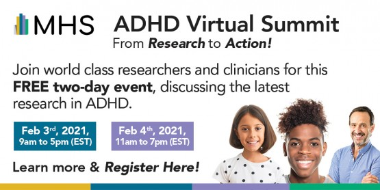 MHS ADHD Virtual Summit