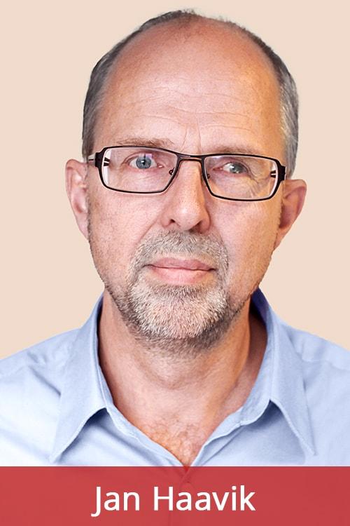 Prof. Dr. Jan Haavik