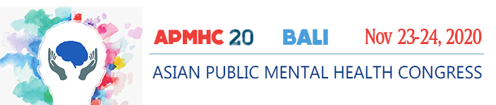 Asian Public Mental Health Congress 2020